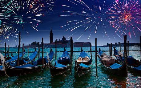 Silvestr v italských Benátkách - 3denní výlet pro 1 osobu