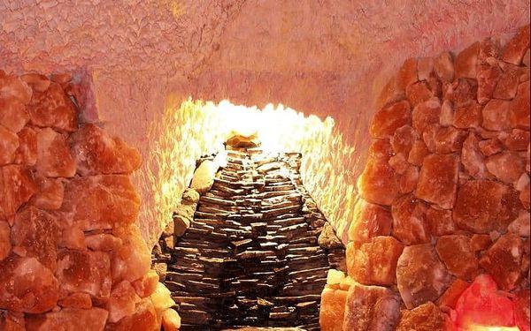 Solná jeskyně Centrum