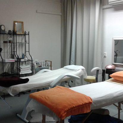 Ošetření pleti ultrazvukovou špachtlí na 30 nebo 60 min.