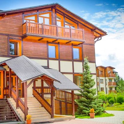 Vysoké Tatry s wellness v oblíbeném hotelu
