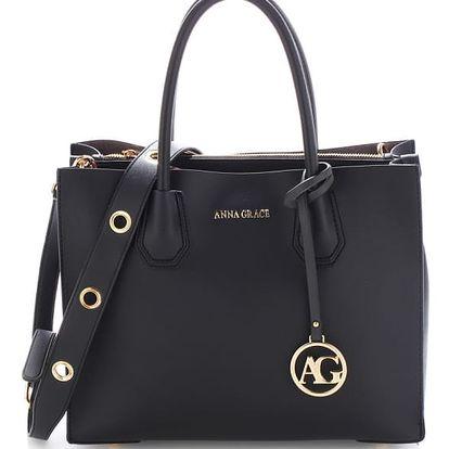 Dámská černá kabelka Monarose 559