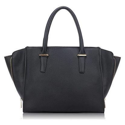 Dámská černá kabelka Lindsay 517