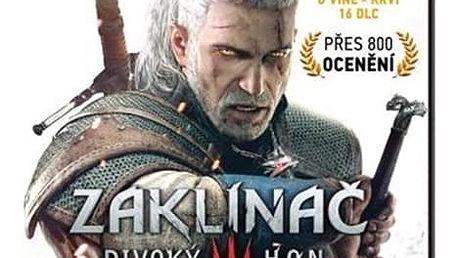 Hra CD Projekt PC Zaklínač 3: Divoký hon - Edice hra roku (8595071033863)