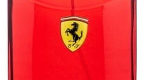 Ferrari Scuderia Ferrari Racing Red 125 ml toaletní voda tester pro muže