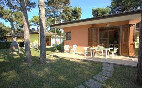 Itálie - Lignano na 6 až 8 dní, bez stravy s dopravou vlastní 700 m od pláže