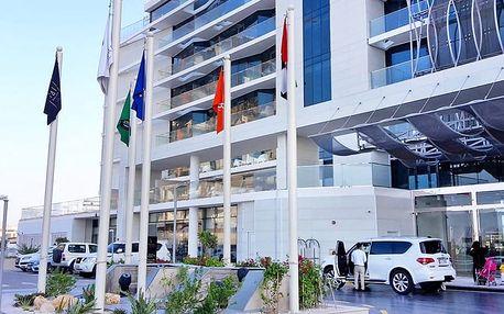 Spojené arabské emiráty - Dubai na 6 dní, polopenze s dopravou letecky z Prahy