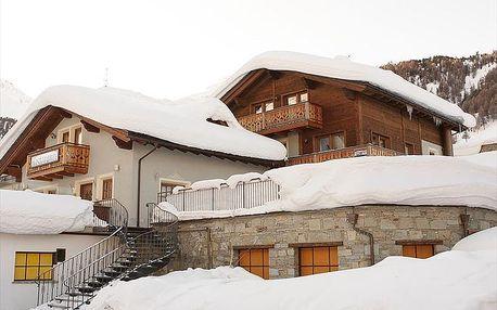 Apartmány v Livignu - permanentka v ceně