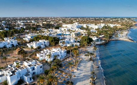 Tunisko - Djerba na 8 až 12 dní, all inclusive nebo ultra all inclusive s dopravou letecky z Prahy