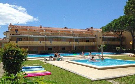 Itálie - Bibione na 6 až 8 dní, bez stravy s dopravou vlastní 3 km od pláže