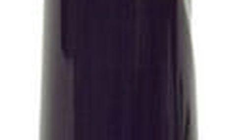 Autonic Keramická váza Tube, tmavě fialová