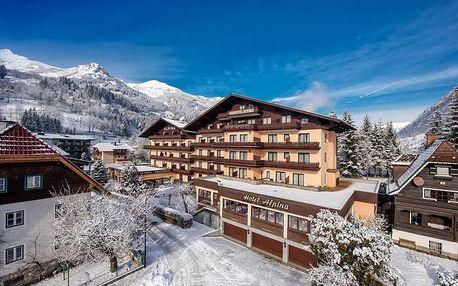 Hotel Alpina v Bad Hofgasteinu