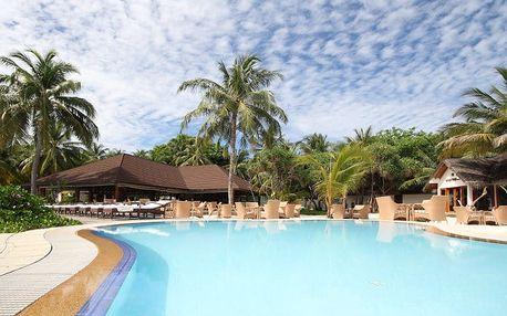 Maledivy - Lhaviyani Atol na 10 až 15 dní, all inclusive s dopravou letecky z Prahy přímo na pláži