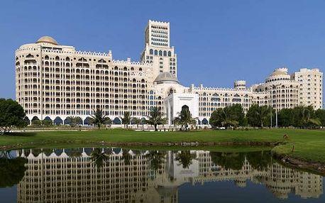 Spojené arabské emiráty - Ras Al Khaimah na 8 až 9 dní, polopenze s dopravou letecky z Prahy přímo na pláži