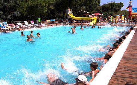 Itálie - Sardinie / Sardegna na 4 dny, bez stravy s dopravou vlastní 70 m od pláže