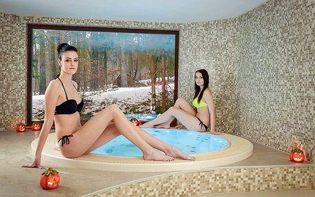 Malebné Slovácko luxusně v hotelu v podhůří Bílých Karpat s neomezeným wellness a polopenzí