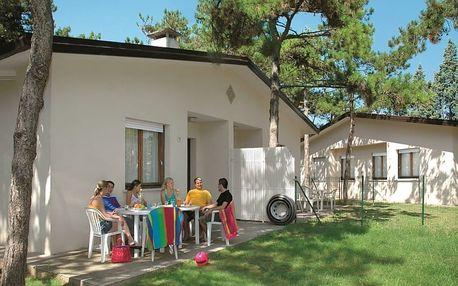 Itálie - Lignano na 6 dní, bez stravy s dopravou vlastní 1000 m od pláže