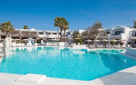 Kanárské ostrovy - Lanzarote na 8 až 15 dní, all inclusive s dopravou letecky z Prahy 400 m od pláže