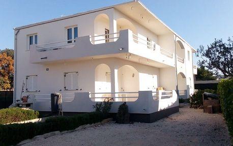 Chorvatsko - Šibenik na 8 dní, bez stravy s dopravou vlastní 200 m od pláže