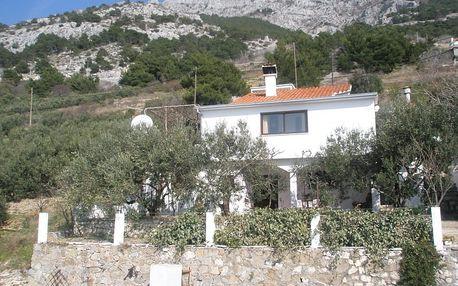 Chorvatsko - Střední Dalmácie na 8 dní, bez stravy s dopravou vlastní 300 m od pláže