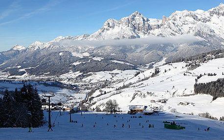 3–8denní pobyt pro 1 s polopenzí v hotelu Landgasthof Almerwirt*** v Rakousku