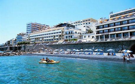 Řecko - Kréta na 8 dní, polopenze, snídaně nebo bez stravy s dopravou letecky z Prahy 400 m od pláže