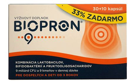 WALMARK Biopron9 30+10 tobolek