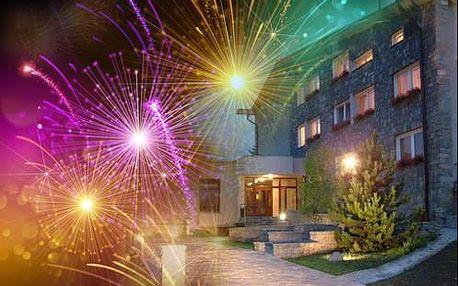 Zábava až do rána! Užijte si skvělý SILVESTER v Slovenském ráji v 3* hotelu s polopenzí