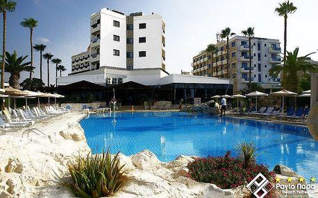 Kypr - Agia Napa na 8 až 13 dní, all inclusive nebo polopenze s dopravou letecky z Prahy přímo na pláži