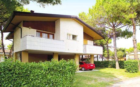 Itálie - Bibione na 6 až 8 dní, bez stravy s dopravou vlastní 700 m od pláže