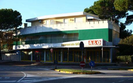 Itálie - Lignano na 6 až 8 dní, bez stravy s dopravou vlastní 400 m od pláže