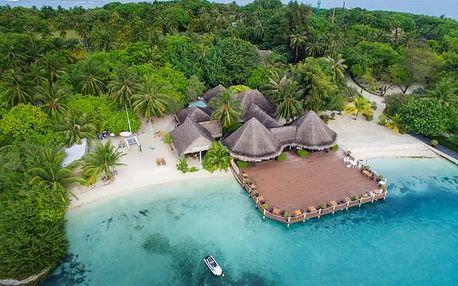 Maledivy - Severní Atol Male na 9 až 10 dní, all inclusive s dopravou letecky z Prahy 30 m od pláže