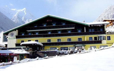 Hotel Panorama ve Finkenbergu - 100 m od lanovky