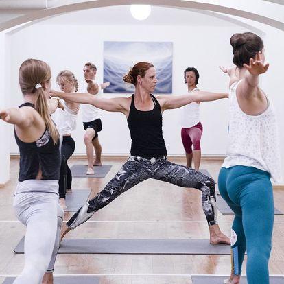 Víkendové jógové workshopy v Yoga Karlín