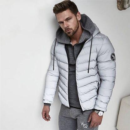 Pánská zimní bunda Darren - 2 barvy