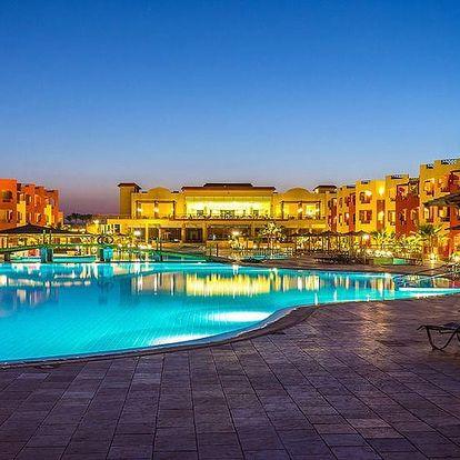 Egypt - Marsa Alam na 8 dní, all inclusive s dopravou letecky z Prahy nebo Ostravy přímo na pláži