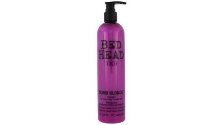Tigi Bed Head Dumb Blonde 400 ml šampon pro ženy