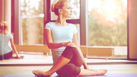 Individuální lekce jógy či pilates pro 2