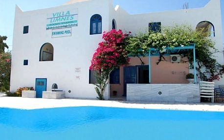 Řecko - Santorini na 8 až 15 dní, bez stravy s dopravou letecky z Prahy 80 m od pláže