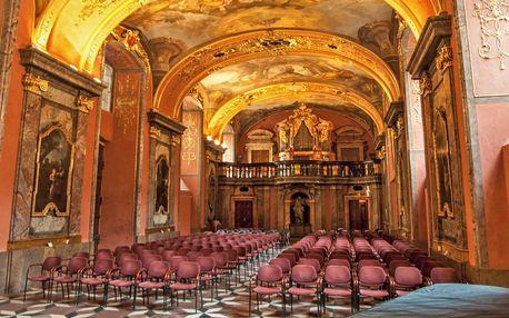 Nabídka zářijových koncertů v Klementinu