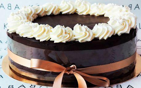 Borůvkový dort či smetanový sachr od Kolbaby