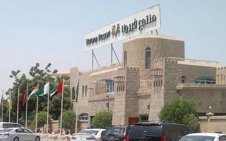 Spojené arabské emiráty - Sharjah na 5 dní, polopenze, snídaně nebo bez stravy s dopravou letecky z Prahy