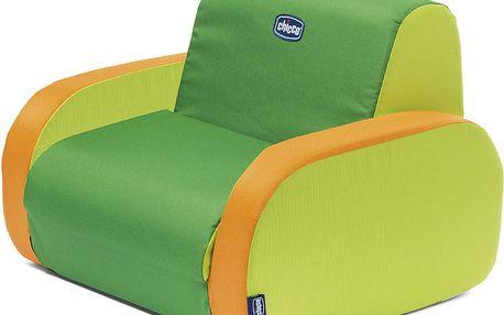 CHICCO Křesílko Twist - Summer Green