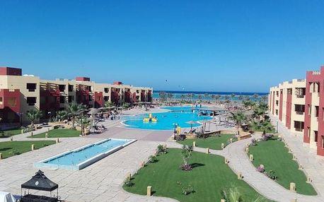 Egypt - Marsa Alam na 8 až 11 dní, all inclusive s dopravou letecky z Prahy nebo Ostravy přímo na pláži