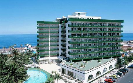Kanárské ostrovy - Tenerife na 6 až 8 dní, polopenze nebo snídaně s dopravou letecky z Budapeště 150 m od pláže