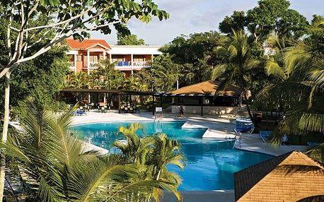 Dominikánská republika - Boca Chica na 8 dní, all inclusive s dopravou letecky z Prahy 300 m od pláže