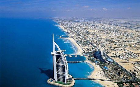 Spojené arabské emiráty - Sharjah na 5 dní, polopenze nebo snídaně s dopravou letecky z Prahy