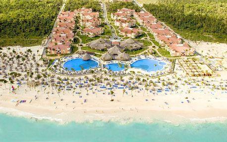 Dominikánská republika - Punta Cana na 9 až 11 dní, all inclusive s dopravou letecky z Prahy přímo na pláži