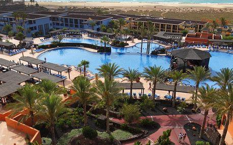 Kanárské ostrovy - Fuerteventura na 8 dní, all inclusive nebo polopenze s dopravou letecky z Prahy nebo Brna 400 m od pláže