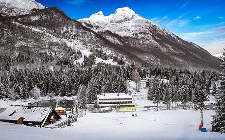 6denní Piancavallo se skipasem, denní přejezd | Hotel Sport*** | Doprava, ubytování, polopenze a skipas