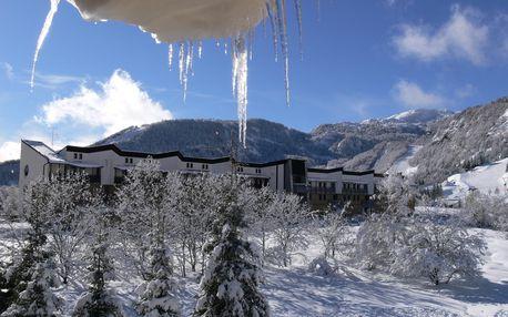 5denní Piancavallo se skipasem, denní přejezd | Hotel Stella Montis 300 m od sjezdovky | Doprava, ubytování, polopenze a skipas